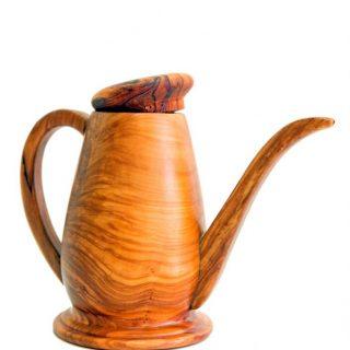 Oliera in legno d'ulivo